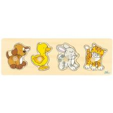 Cute animals, 4 pieces