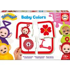 Baby: Teletubbies - Colors, 4 pieces