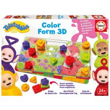 Baby: Teletubbies - 3D Colors, 8 pieces