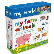 My farm animals, 2 pieces