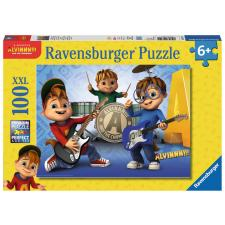 Alvin and the Chipmunks: Making Music, 100 pieces