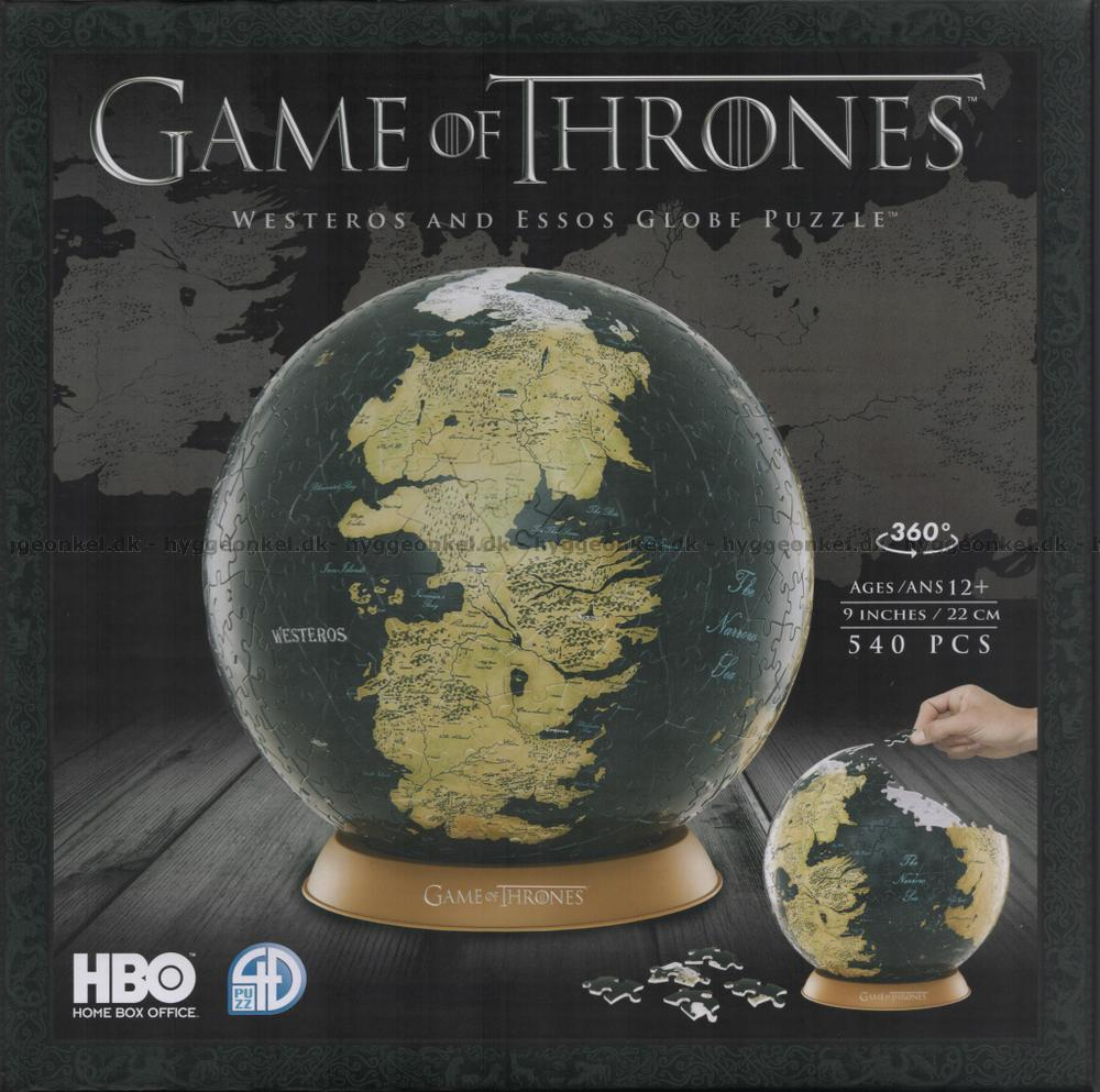 3d globe game of thrones westeros and essos 540 pieces picture of 3d globe game of thrones westeros and essos 540 pieces gumiabroncs Images