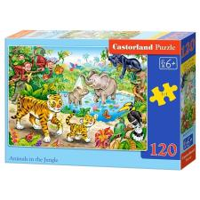 Animals in the Jungle, 120 pieces