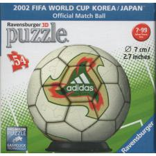 3D Ball: 2002 FIFA World Cup Korea/Japan, 54 pieces