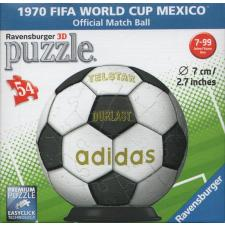 3D Ball: 1970 FIFA World Cup Mexico, 54 pieces