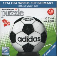 3D Ball: 1974 FIFA World Cup Germany, 54 pieces