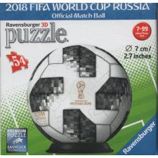 3D Ball: 2018 FIFA World Cup Russia, 54 pieces