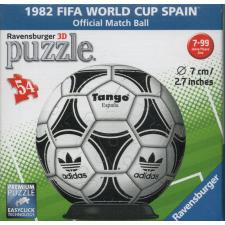 3D Ball: 1982 FIFA World Cup Spain, 54 pieces