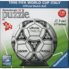 3D Ball: 1990 FIFA World Cup Italy, 54 pieces