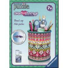 3D: Girly Girl - Pencil Cup, 54 pieces