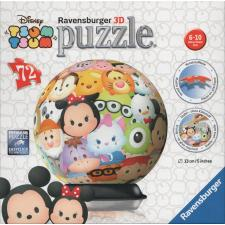 3D: Disney - Tsum Tsum, 72 pieces