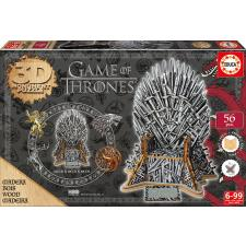 3D: Game of Thrones, 56 pieces