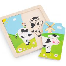 Cow, 4 pieces