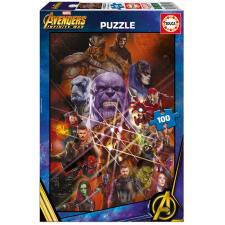 Avengers: Infinity War, 100 pieces