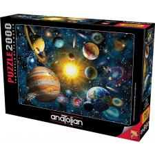 Chesterman: Solar System, 2000 pieces