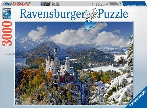 neuschwanstein 3000 pieces is available here