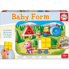 Baby: Form, 12 pieces