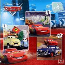 Disney: Cars, 3 in 1, 4 pieces