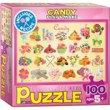 Candy, 100 pieces