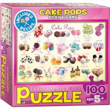 Cake Pops, 100 pieces