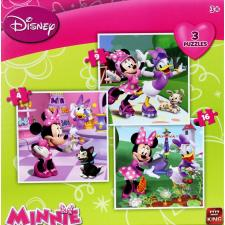 Disney: Minnie Mouse, 3 in 1, 4 pieces