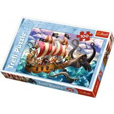 Battle on the Sea, 100 pieces