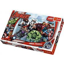 Avengers: Let's attack, 100 pieces