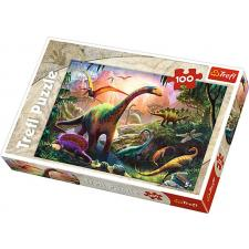 Dinosaur's Land, 100 pieces