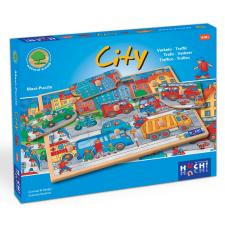City, 9 pieces