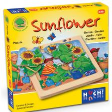 Sunflower, 19 pieces
