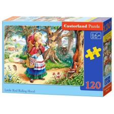 Little Red Riding Hood and the Wolf, 120 pieces