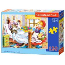 Little Red Riding Hood, 120 pieces