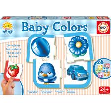 Baby: Colors, 4 pieces