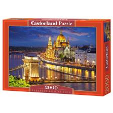 Budapest view at dusk, Hungary, 2000 pieces