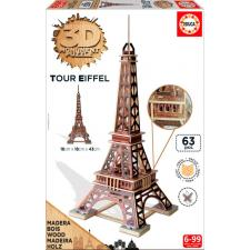 3D: Eiffel Tower, 63 pieces
