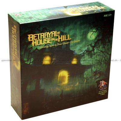 Picture of Betrayal at House on the Hill from up above